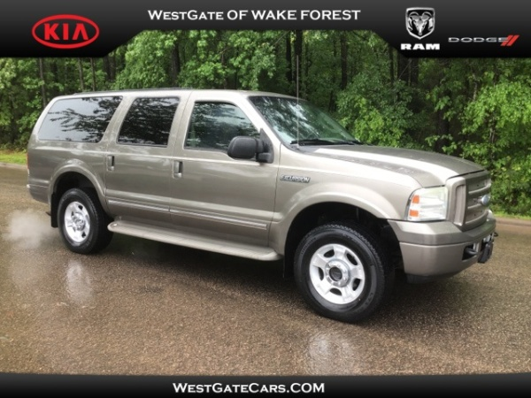 2005 Ford Excursion in Wake Forest, NC
