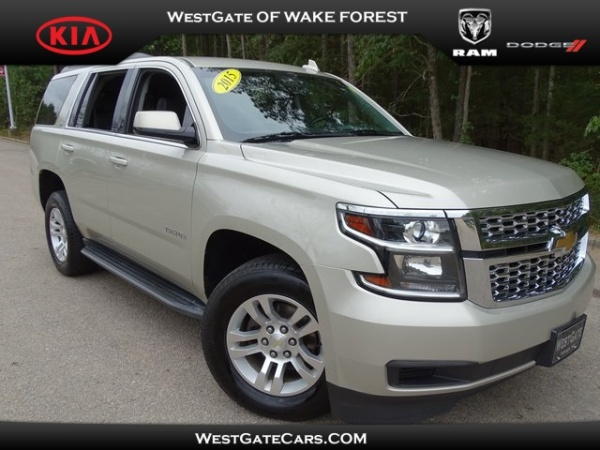 2015 Chevrolet Tahoe in Wake Forest, NC