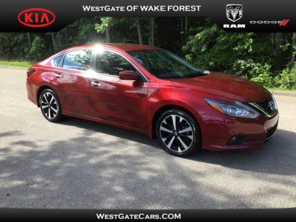 2018 Nissan Altima in Wake Forest, NC
