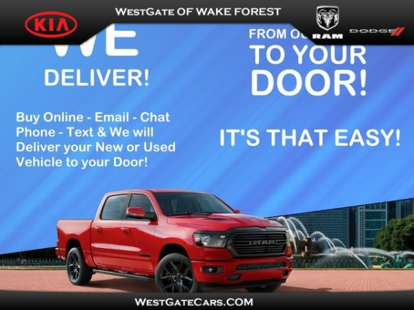 2020 Ram 1500 in Wake Forest, NC