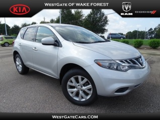Beautiful Used 2014 Nissan Murano S AWD For Sale In Wake Forest, NC