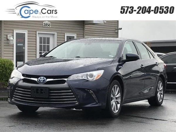 2016 Toyota Camry In Jacksonville Mo