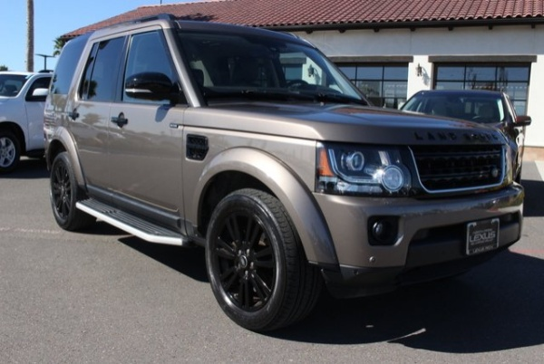 2016 Land Rover LR4 in San Juan, TX