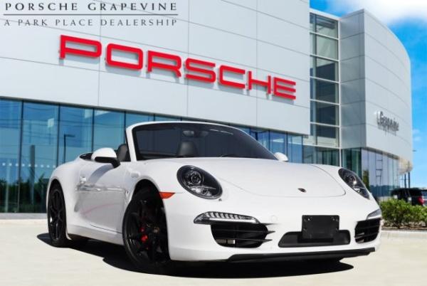 2015 Porsche 911 in Grapevine, TX