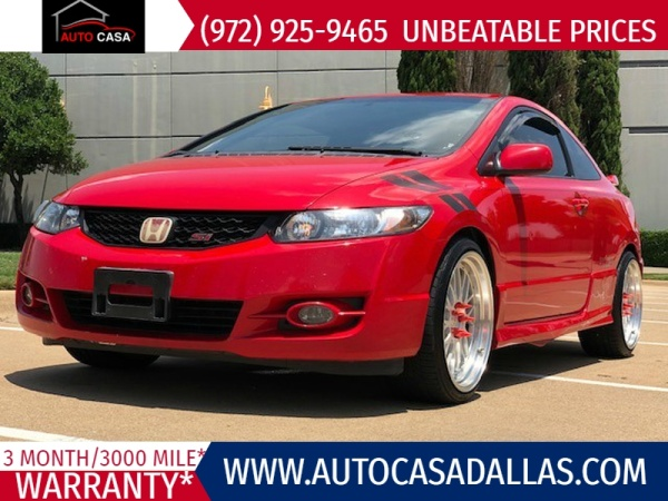 2011 Honda Civic in Dallas, TX