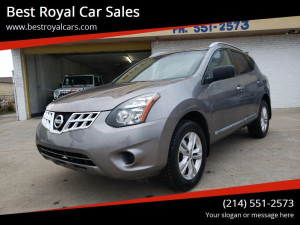 2015 Nissan Rogue Select in Dallas, TX