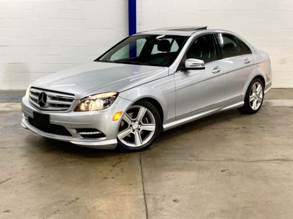 2011 Mercedes-Benz C-Class C 300 4MATIC Sport Sedan For Sale