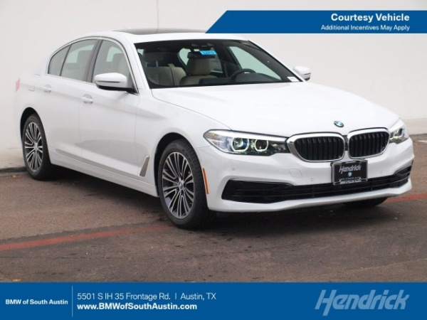 2020 BMW 5 Series in Austin, TX