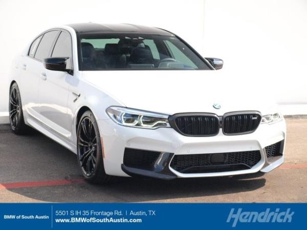 2020 BMW M5 in Austin, TX