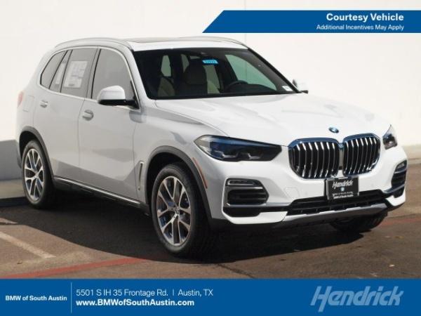 2020 BMW X5 in Austin, TX
