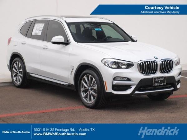 2019 BMW X3 in Austin, TX