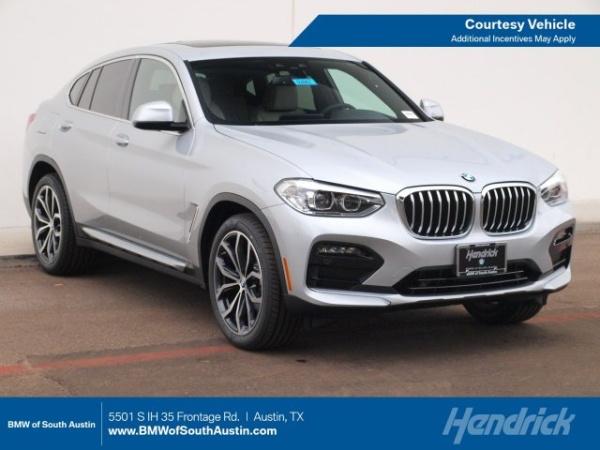 2020 BMW X4 in Austin, TX
