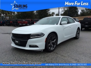 2016 Dodge Charger Sxt Rwd For In Mt Pleasant Sc