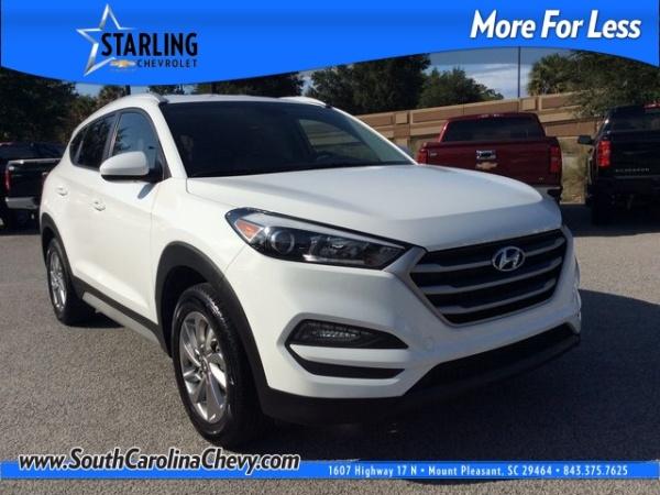 2018 Hyundai Tucson in Mt. Pleasant, SC