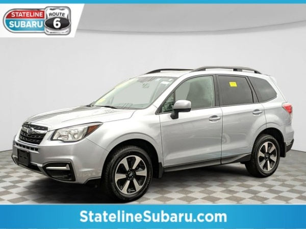 2018 Subaru Forester in Somerset, MA