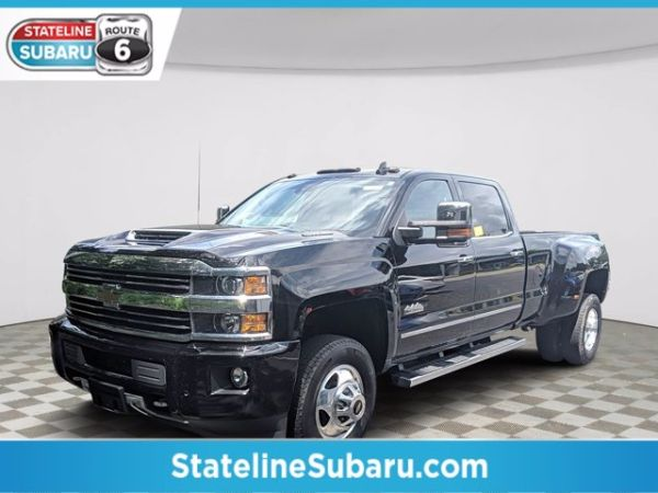 2017 Chevrolet Silverado 3500HD in Somerset, MA