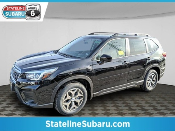 2020 Subaru Forester in Somerset, MA
