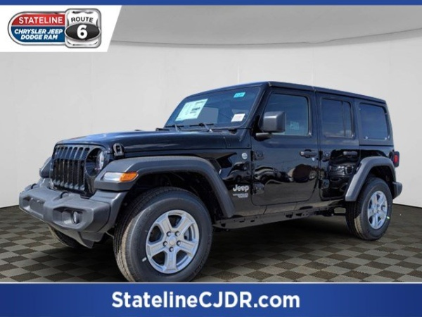 2019 Jeep Wrangler in Somerset, MA