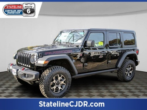 2020 Jeep Wrangler in Somerset, MA
