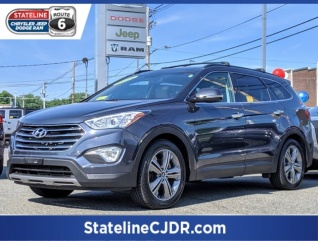 2014 Hyundai Santa Fe Limited For Sale >> Used 2014 Hyundai Santa Fes For Sale Truecar