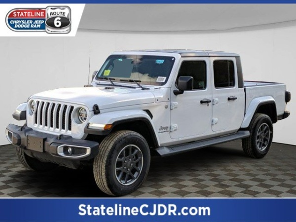 2020 Jeep Gladiator in Somerset, MA