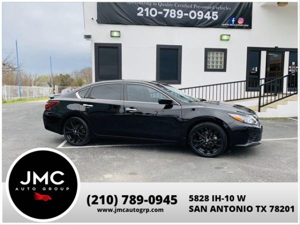 2017 Nissan Altima in San Antonio, TX