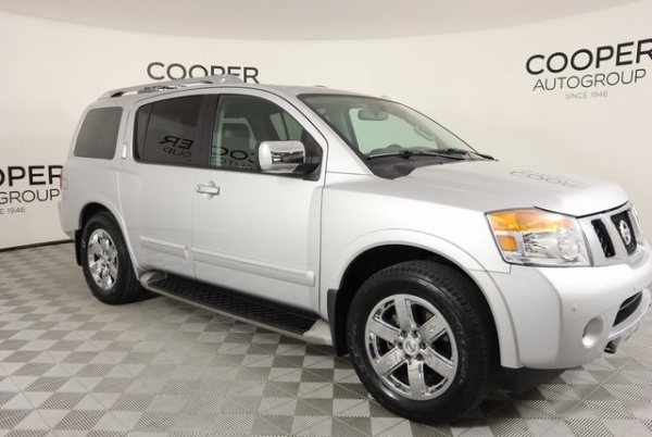 2013 Nissan Armada in Oklahoma City, OK