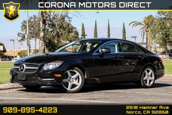 2013 Mercedes-Benz CLS in Norco, CA