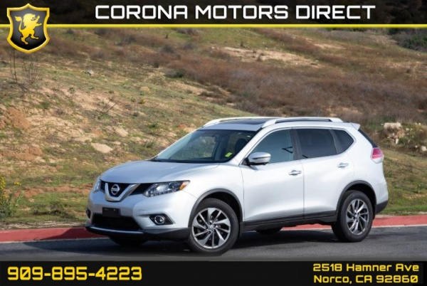 2016 Nissan Rogue in Norco, CA