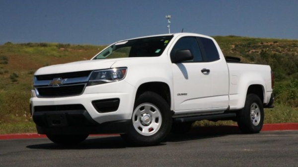 2016 chevrolet colorado wt extended cab standard box rwd. Black Bedroom Furniture Sets. Home Design Ideas