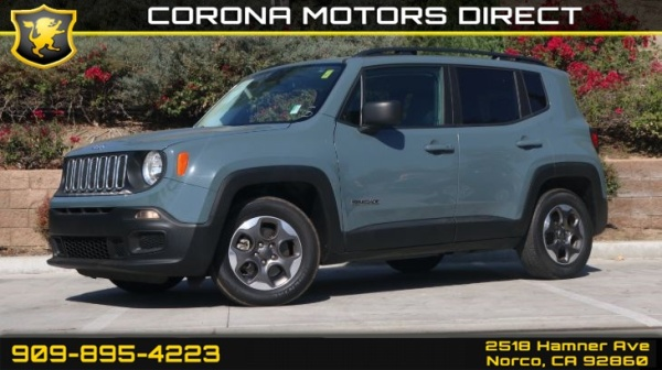 2017 Jeep Renegade in Norco, CA