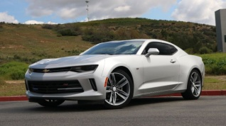 2017 Chevrolet Camaro Ls With 1ls Coupe For In Norco Ca