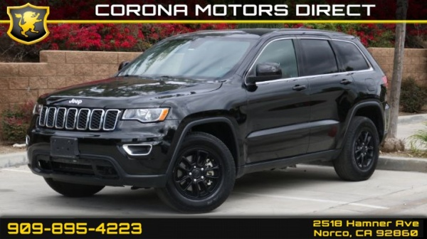 2018 Jeep Grand Cherokee in Norco, CA