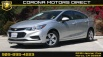 2018 Chevrolet Cruze LS with 1SA Sedan Manual for Sale in Norco, CA