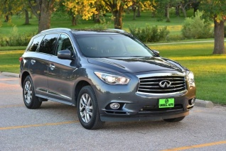 2017 Infiniti Jx35 Fwd For In Omaha Ne