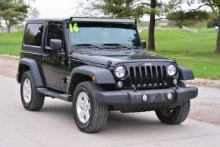 Jeep Wrangler Sport For Sale >> Used Jeep Wrangler For Sale In Red Oak Ia 151 Used Wrangler