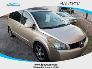 2006 Nissan Quest Se For In Macon Ga