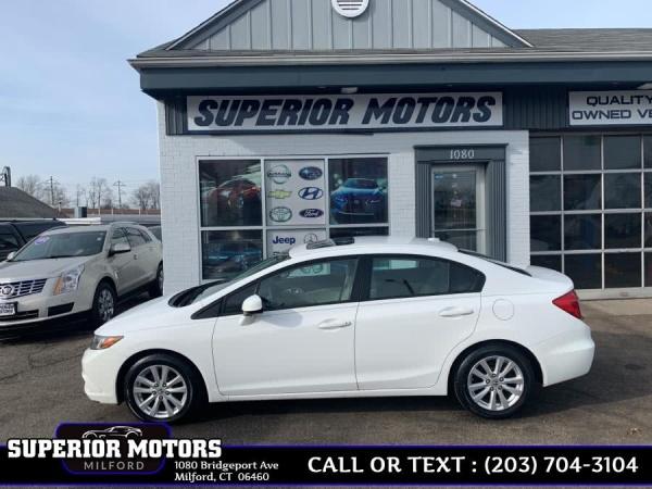 2012 Honda Civic in Milford, CT