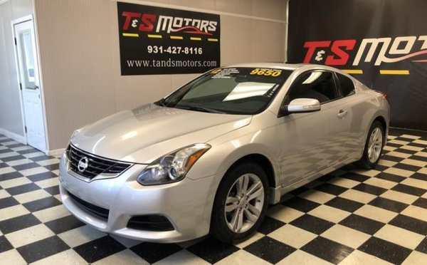 2012 Nissan Altima in Ardmore, TN