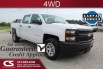 2014 Chevrolet Silverado 1500 WT with 1WT Crew Cab Short Box 4WD for Sale in Maryland Heights, MO