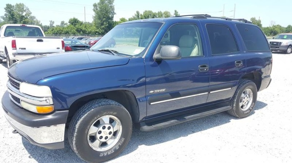 Used Chevrolet Tahoe For Sale In Saint Louis Mo U S News