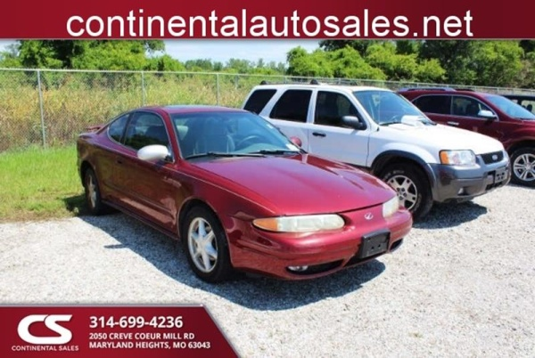 2002 Oldsmobile Alero in Maryland Heights, MO