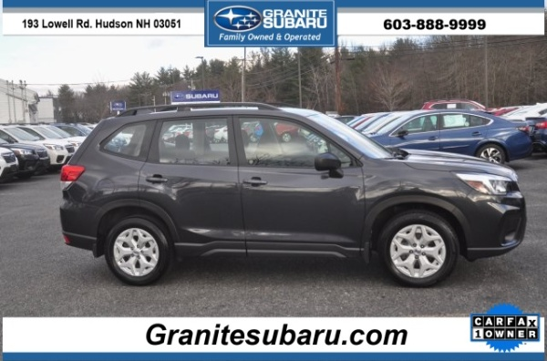 2019 Subaru Forester in Hudson, NH