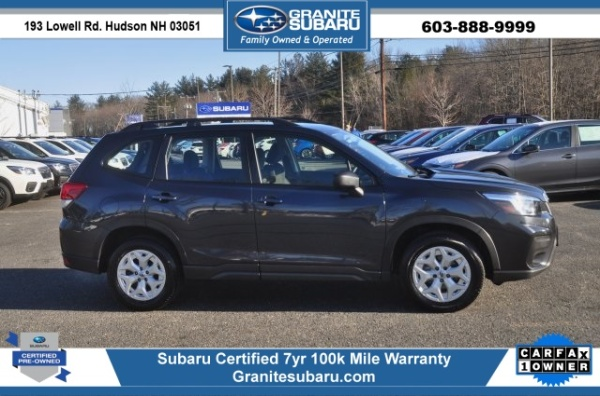 2019 Subaru Forester in Hudson, NH