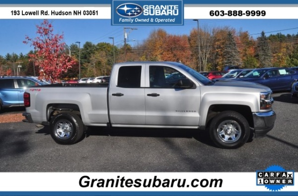 2016 Chevrolet Silverado 1500 in Hudson, NH
