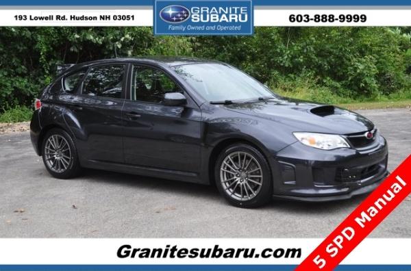 2013 Subaru Impreza Wrx Base Wagon For Sale In Hudson Nh Truecar