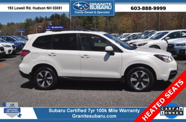 2017 Subaru Forester in Hudson, NH