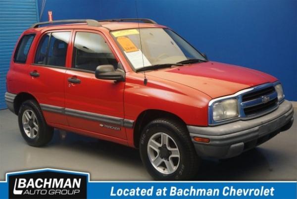 2003 Chevrolet Tracker Base 4 Door Hardtop 4wd For Sale In