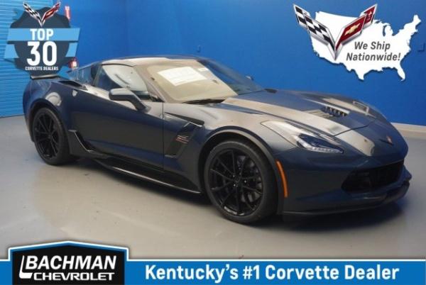 Bachman Chevrolet Louisville Kentucky >> 2019 Chevrolet Corvette Grand Sport For Sale In Louisville