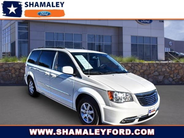 2013 Chrysler Town & Country in El Paso, TX